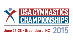USA Gymnastics Championships @ Greensboro Coliseum Commplex | Greensboro | North Carolina | United States