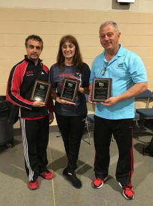 Photo of Region 3 Coaches of the Year